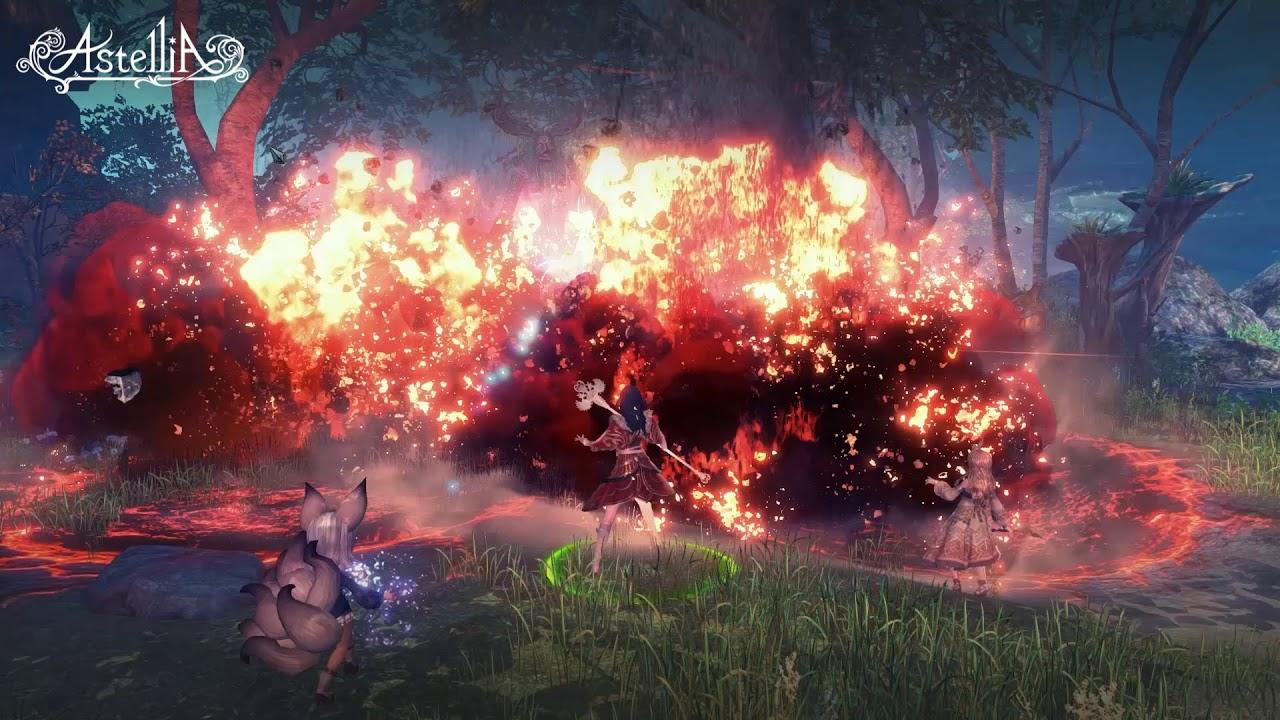 Anteprima di Astellia Online - Un MMORPG legato alle radici del genere