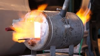 Homemade Mini Forge: Part 1 - Materials And Plans