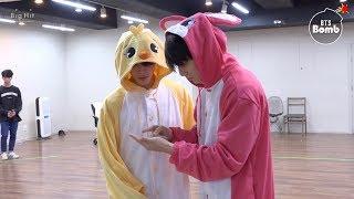 [BANGTAN BOMB] BTS PROM PARTY : UNIT STAGE BEHIND - Jimin & Jung Kook - BTS (방탄소년단)