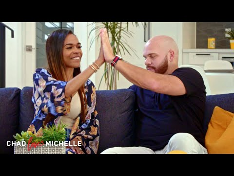 , title : 'Chad and Michelle: Relationships Take Work | Chad Loves Michelle | Oprah Winfrey Network'