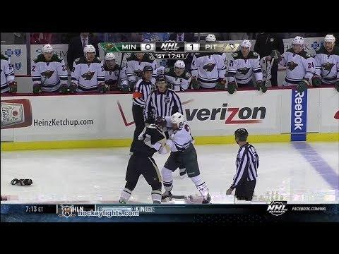 Craig Adams vs. Zenon Konopka