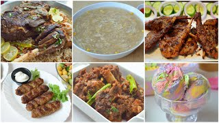 EID UL AZHA 2020 COMPLETE DINNER MENU By (YES I CAN COOK)