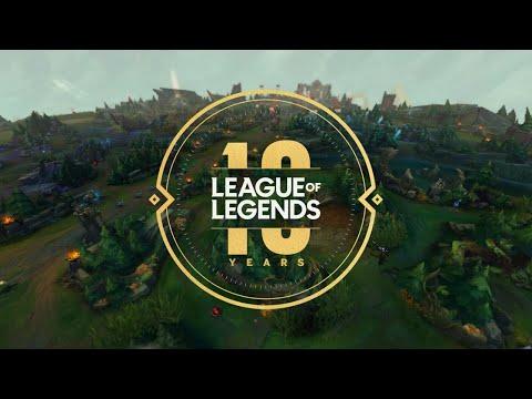 Riot Pls: 10th Anniversary Edition - League of Legends