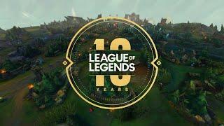 League 10-Year Celebration Pre Show - League of Legends