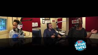 The K92 Mornin' Thang LIVE Feed: Wednesday 05/09/18