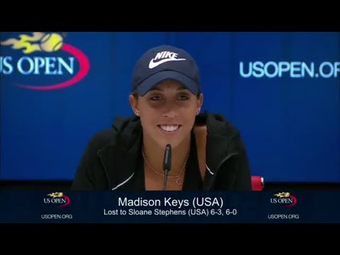 Madison Keys '1000%' up for joining Sloane Stephen's celebration | ESPN