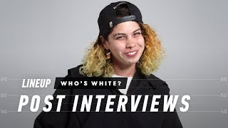 People Guess Who is White In a Group of People (Post Interview)   Lineup   Cut