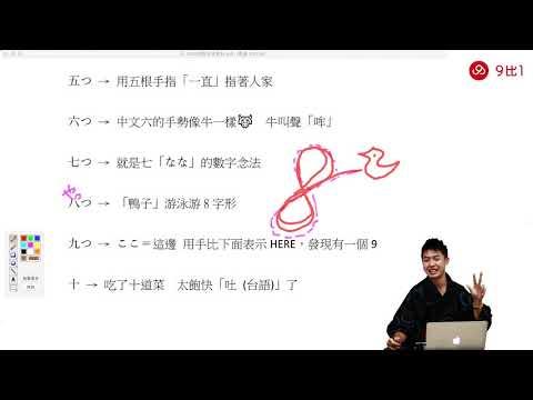 個數課程影片