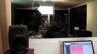 Video I Love You Honey Bunny // Recording // YELLOW & BLUE //
