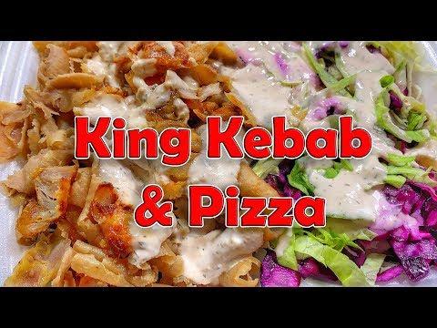 King Kebab & Pizza - JAK DŮLEŽITÁ JE OMÁČKA?!