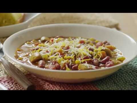 How to Make Vegetarian Chili | Vegetarian Recipes | Allrecipes.com