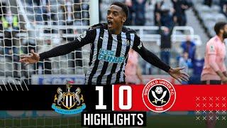 Newcastle 1-0 Sheffield Pekan 37