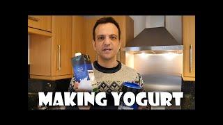 Home Made Yogurt / Yoghurt Tutorial