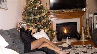 VLOGMAS #10: WHAT I GOT MYSELF FOR CHRISTMAS + GIVEAWAY | AALIYAHJAY