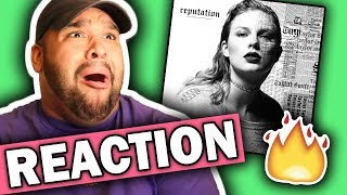 Taylor Swift - ...Ready For It? [REACTION]