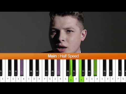 Tutorial Para Piano De Love Me Again De John Newman