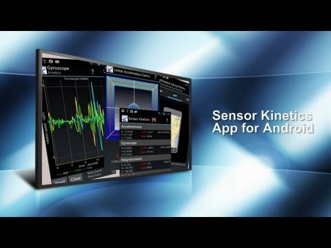 Video of Sensor Kinetics
