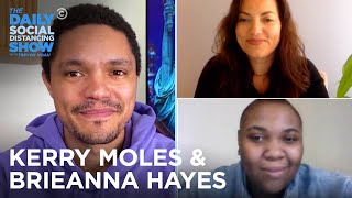 Kerry Moles & Brieanna Hayes - CASA-NYC and Improving Foster Care | The Daily Social Distancing Show