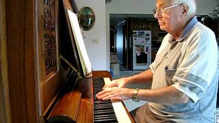 """I'm Getting Sentimental Over You"" by Pianist Wally Krauss"
