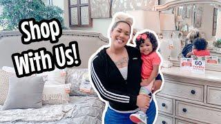 Shopping At Ashley Furniture Vlog