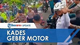 Viral! Video Motor RX King Kades Kebonrejo Magelang Disita Polisi, Geber Motor sebelum Pelantikan