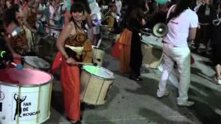 preview picture of video 'Zalindé et Fan de Boucan aux Fiestas Bodegas 2014 à Carpentras'