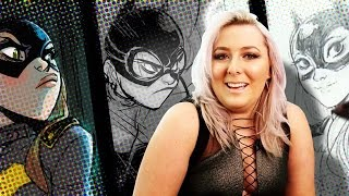 DC Comics Art Academy Featuring Babs Tarr