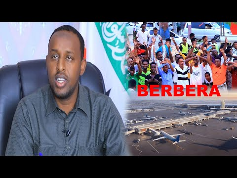Hay'adda Madaaradda Somaliland Oo Ka Hadashay Qaabka Loo Qaadanayo Shaqaalaha Madaarka Berbera