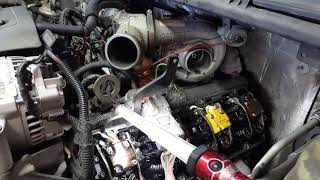 How to positively check for a dead 7.3 Ford PowerStroke fuel injector. 1995-2003