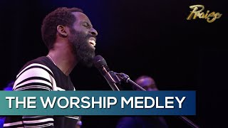 @Tye Tribbett | Glory to God Forever Medley | LIVE