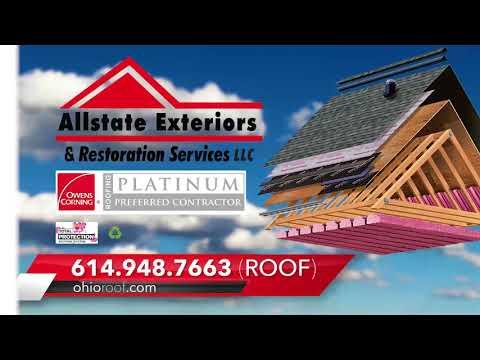 Allstate exteriors youtube videos for Metropolitan exteriors inc reviews