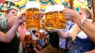 Oktoberfest de Munique - um item de exportação