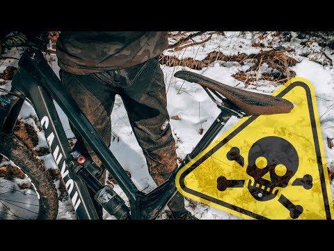 Tote Hose durchs Biken? Sattel am Fahrrad richtig einstellen! MTB Enduro   Fabio Schäfer - How To
