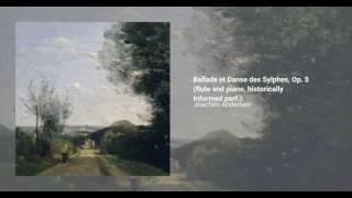 Ballade et Danse des Sylphes, Op. 5