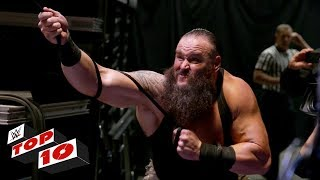 Top 10 Raw moments: WWE Top 10, January 8, 2018