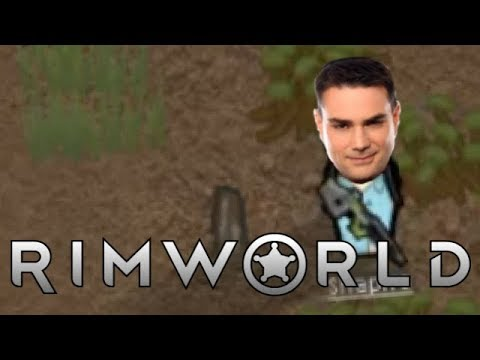 Ben Shapiro DESTROYS Raid Party with FACTS and LOGIC - RimWorld