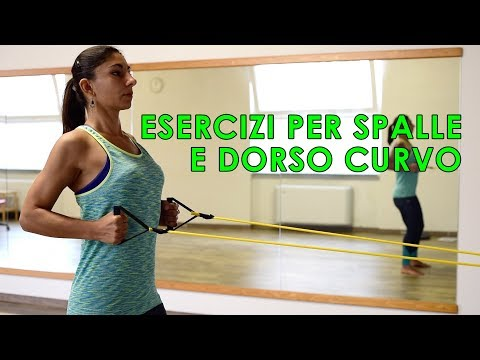 Ernia del rachide cervicale e push-up