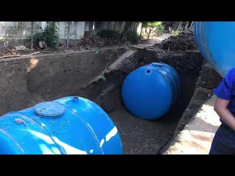 50 kld Packaged Sewage Treatment Plant