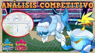 Arctozolt  - (Pokémon) - 🌟[Estrategía] ARCTOZOLT Y ARCOVISH Competitivo - Guía para uso en Pokémon Espada y Escudo!