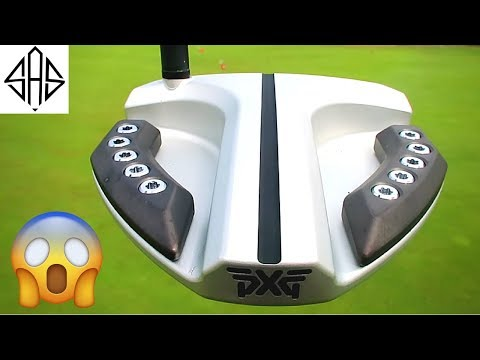 THE MOST EXPENSIVE PUTTER IN THE WORLD (PXG GUNBOAT) REVIEW