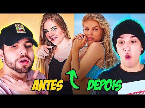 YOUTUBERS ANTES E DEPOIS DA FAMA! 3 (ft. T3ddy)