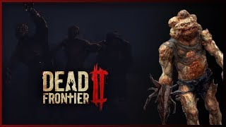 Zombiez - Dead Frontier 2 (ft. The larox, S.Kevin) Ep.1