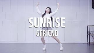 GFRIEND (여자친구) - SUNRISE (해야) Dance Cover / Cover by HYEWON (Mirror Mode)