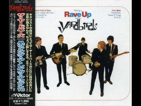 Shapes of Things performed by The Yardbirds