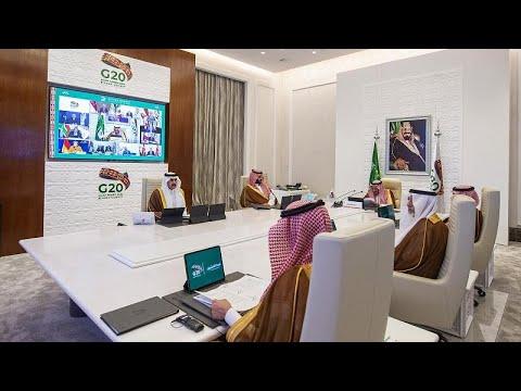 G20: Οι ηγέτες ζητούν παγκόσμια κοινή δράση κατά του κορονοϊού…