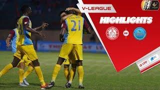 Đội đầu bảng TP. HCM nhận thất bại ở phút cuối cùng trước Sanna Khánh Hòa BVN | VPF Media