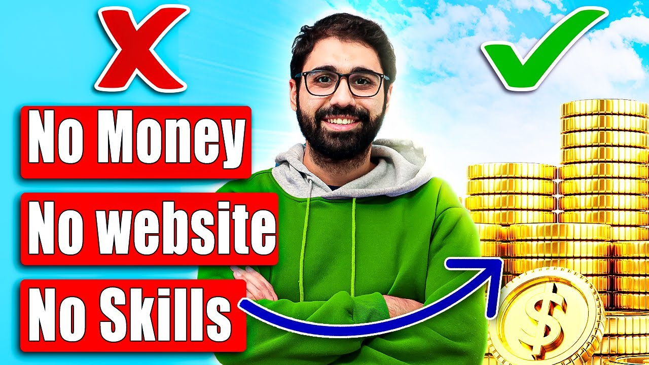Generate Income Online without any Cash, No Abilities, No Site (1 Week Obstacle!) thumbnail