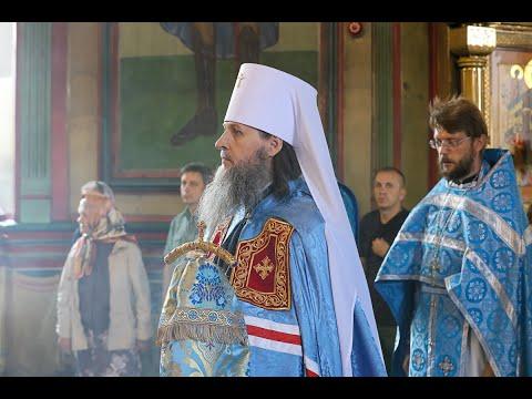 Проповедь в Александро-Невском кафедральном соборе города Кургана