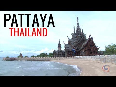 Video Pattaya's top Tourist Attractions!