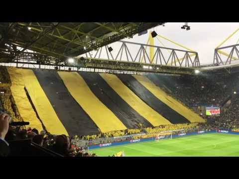 Dortmund vs Monaco